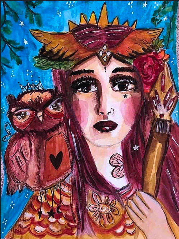 Athena by Wendy Lockhart Wellness